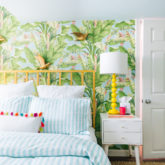 Our Tropical Guest Room