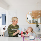 Mom Talk: Toddlers & Eating