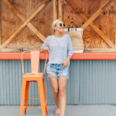Rewear It: Denim Shorts