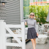 Cashmere Sweaters Styled 3 Ways for Fall