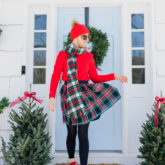 Re-Wear It: Plaid Skirt