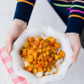 Veggie-Packed Moroccan Stew
