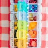 Toddler Travel Hack: Snack Bento Box