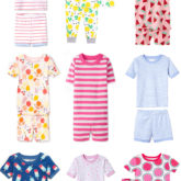 Summer Toddler PJs