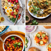 Vegetarian Recipe Round-Up