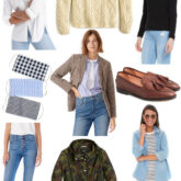 Fall Julia's Fall Wardrobe Staples