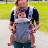 Tips for Comfortable Baby-Wearing