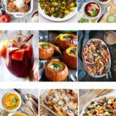 30 Recipes to Make this Fall
