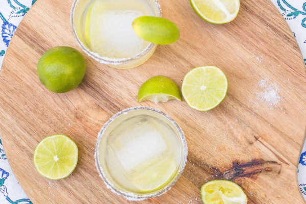 How To Make a Killer Margarita