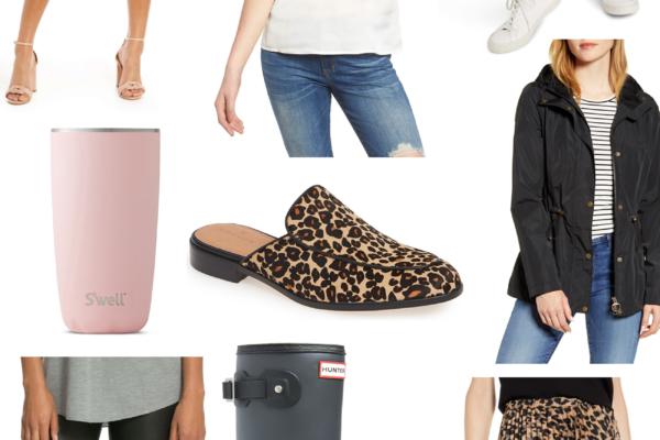 Nordstrom Anniversary Sale: Fall Capsule Wardrobe